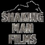 Shaking man films logo