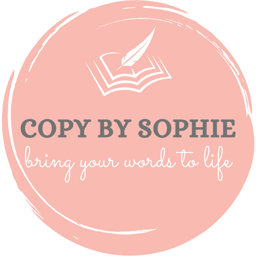 Copy By Sophie Logo