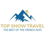 Top Snow travel logo